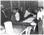 Interior of cafeteria for blacks