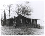 A pre-Oak Ridge house and shed