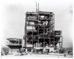 Construction of boiler plant