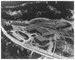 Aerial view of Oak Ridge High School