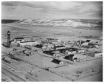 Aerial view of Hanford Plant