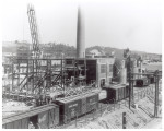 Construction of boiler plant addition
