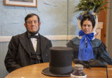 Wright, Tom and Sue (Abraham Lincoln and Mary Todd Lincoln)