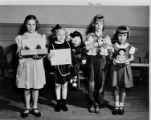 Four doll show winners