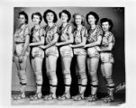 A women's basketball team