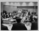 Audience at City Council meeting on May 19, 1966