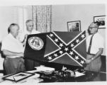 A. K. Bissell and Georgia state flag