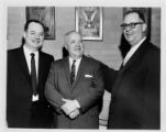 Al Bissell and two other men