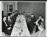 U. S. Atomic Energy Commissioners meeting in Oak Ridge