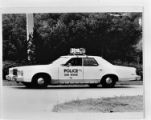 Oak Ridge police car